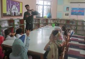 کودکانه با امام