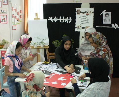 گزارش تصویری ویژه برنامههای سالگرد ارتحال امام خمینی(ره) در مراکز فرهنگی و هنری کانون استان قزوین