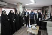 دیدار مدیر کل کانون فارس و مدیر کل حفاظت محیط زیست