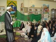ویژه برنامه ضیافت ابرار در مرکز شاهین شهر