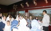 ویژه برنامه هفته محیط زیست در مرکز محمدیه