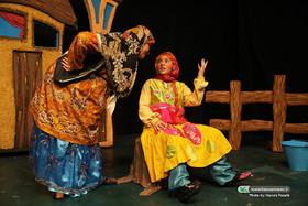 «گیسو طلا» به مرکز تئاتر کانون آمد