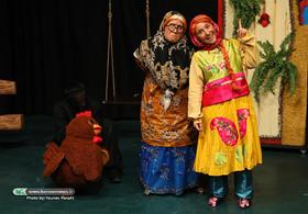نمایش «گیسو طلا» در مرکز تئاتر کانون