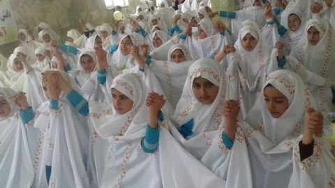 جشن تکلیف اعضای مرکز فرهنگی هنری قیدار