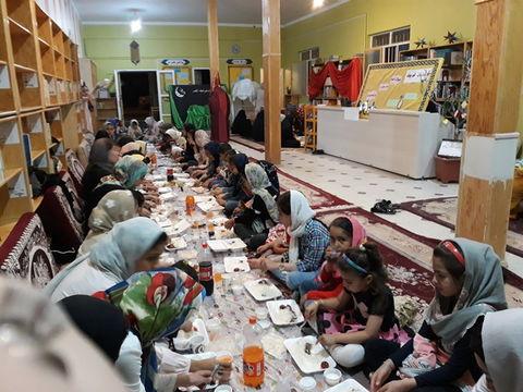 ویژه برنامه بهشتیان کوچک در مراکز کانون استان همدان