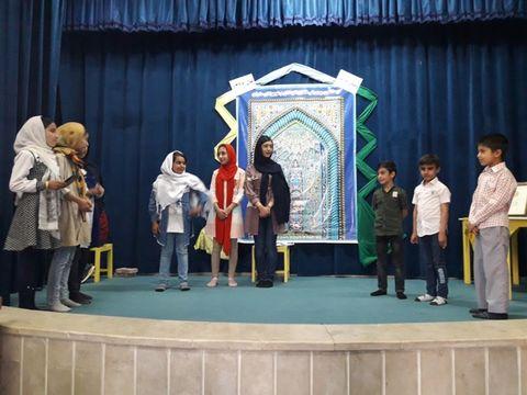 ماه مبارک رمضان در مراکز کانون استان اصفهان