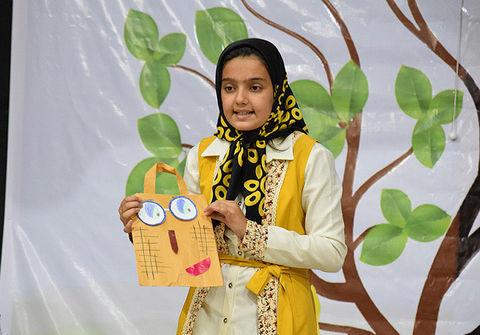 ویژه برنامه «کودک و محیط زیست»درکانون لرستان