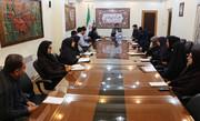 جلسه شورای اداری کانون استان گیلان