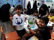 نمایشگاه قرآن در شهرستان سرخس