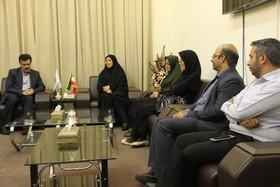 دیدار مدیرکل کانون سیستان و بلوچستان با معاون امنیتی و انتظامی استانداری