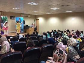 جشن عید سعید فطر در مرکز ۱۲ کانون تهران