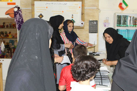 استقبال خانوادهها و کودکان و نوجوانان از کلاسهای کانون در آذربایجان شرقی
