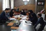 ادارات کل کانون پرورش فکری و نهاد کتابخانه های استان کرمانشاه درباره اجرای جشنواره رضوی رایزنی کردند