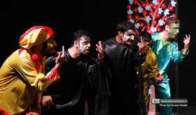 نمایش «ابریشم» با نقشآفرینی نوجوانان دارای نیازهای ویژه در مرکز تئاتر کانون