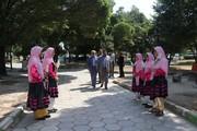آیین کلنگزنی احداث کانون پرورش فکری کودکان و نوجوانان شهرستان کردکوی