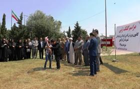پروژهی ساخت کانون پرورش فکری شهرستان کردکوی رسما آغاز شد