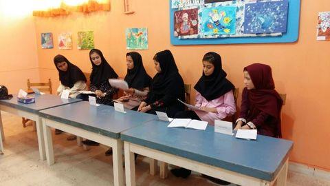 انجمن ادبی مهتاب قوچان