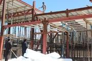 مرکز در حال ساخت مادوان