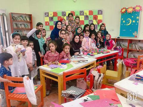 آغاز فعالیت های تابستانه مراکز کانون بوشهر به روایت تصویر ۲