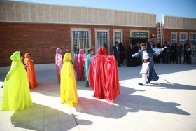 سفر مدیرعامل کانون پرورش فکری کودکان و نوجوانان به استان کرمانشاه