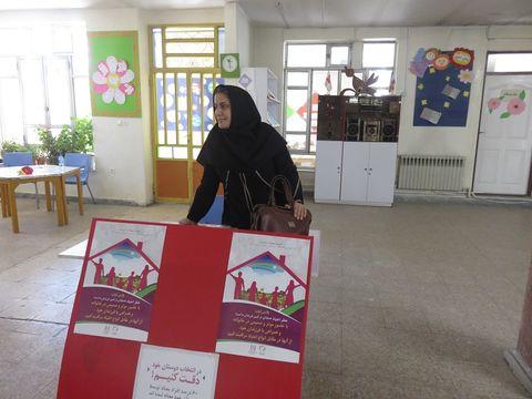 هفته مبارزه با مواد مخدر در مراکز کانون آذربایجان شرقی