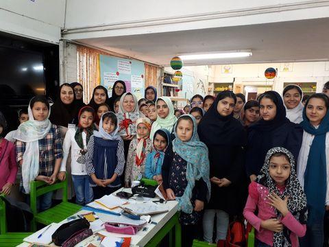 تکریم استاد خوشنویسی مراکز کانون مشهد
