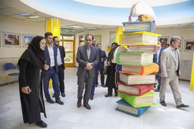 گشایش خانه فنآوری و هنر کرمانشاه با حضور فاضل نظری مدیرعامل کانون پرورش فکری کودکان و نوجوانان