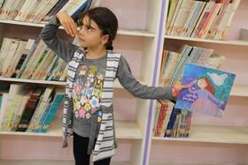 اعضای کانون پرورش فکری کودکان و نوجوانان اردل  و کتابها