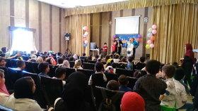 جشن آغاز تابستان در مرکز  ۱۲ ,۱۷ , ۲۵, پردیس و نسیمشهر کانون تهران