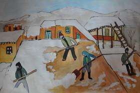 دیپلم افتخار مسابقه نقاشی محیطزیست ژاپن به عضو هنرمند کانون پرورش فکری استان زنجان رسید
