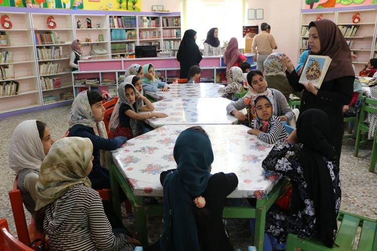 افتتاح کارگاههای تابستانه در کانون اردل