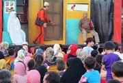 نمایش «دردسرهای حسن کچل» در بوستان لاله شهرک مهرگان