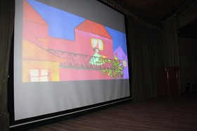 سینما کانون در شیراز/ کانون فارس