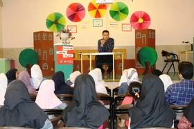 ویژه برنامه هفته مبارزه با مواد مخدر در مرکز محمدیه