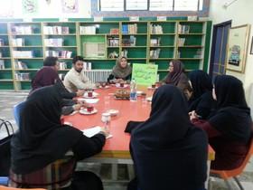 برگزاری کارگروه جشنواره قصهگویی کانون و بررسی روند قصهگویی در شرق گلستان