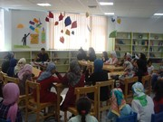 روز ادبیات کودک و نوجوان مرکز شماره  بجنورد