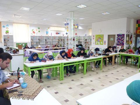 انجمن ادبی مهتاب در نیشابور