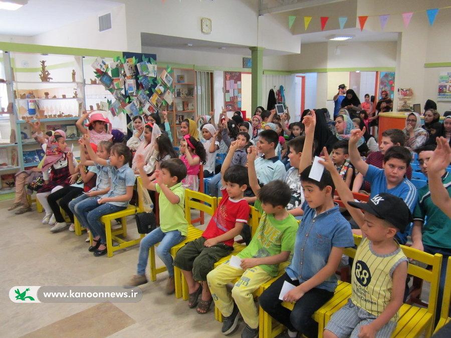 برگزاری جشنهای تابستانه در مراکز کانون تهران