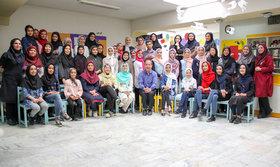 بازدید مدیر کل کانون تهران از روند برگزاری کارگاه نمایشگری عروسکی