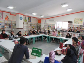 گرامی داشت روز ملی ادبیات کودک ونوجوان در کانون پرورش فکری مازندران