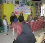 برگزاری نشست ادبی در مرکز کوچصفهان