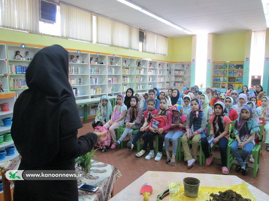 آغاز جشن تابستان مرکز شماره 14کانون تهران