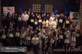 به مناسبت روز ادبیات کودک و نوجوان در کانون استان کرمانشاه