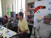 """ویژه برنامه ادبی با """"محوریت طنز""""دركانون لرستان"""