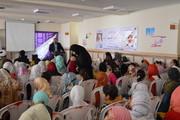 همایش حجاب و عفاف در مرکز شماره 13 کانون پرورش فکری کرمانشاه برگزار شد