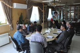 برگزاری دومین جلسه ستاد اقامه نماز اداره کل کانون استان اردبیل