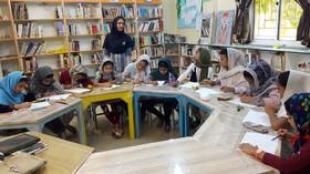 گزارش تصویری کلاسهای تابستانه مراکز فرهنگی هنری هرمزگان