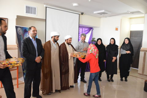 ویژه برنامه عفاف و حجاب در مرکز شماره 13 کانون پرورش فکری کرمانشاه