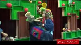 انعکاس خبر فعالیت نمایش عروسکی کانون پرورش فکری کودکان و نوجوانان در صدا و سیمای مرکز خوزستان