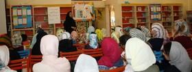 جشن روز دختر برای اعضای مراکز اقبالیه و الوند